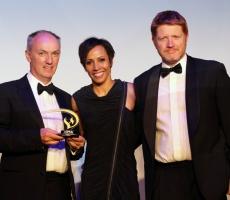 دبي للجولف تحصد الذهب في جوائز صناعة الرياضة