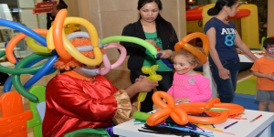 wasl vita Lays on Free-of-Charge Entertainment Day for Families