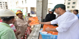 wasl Marks International Worker's Day with 4500 Workers