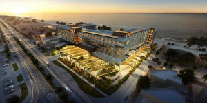 wasl forges ahead with construction at the Mandarin Oriental Hotel