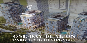 wasl launches tower B as part of Park Gate Residences in wasl1  master project