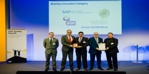 wasl wins Global Accolade for its Array of Smart Services