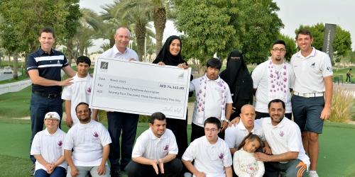 وصل تواصل دعمها لجمعية الإمارات لمتلازمة داون